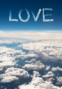 Love is in the air istock image
