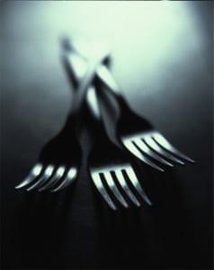 3 forks