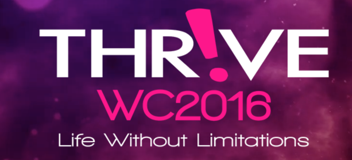 Thrive Women's Conference Logo